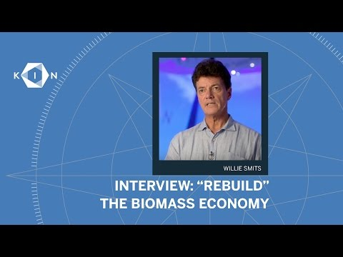 Willie Smits Interview: Rebuild & the Biomass Economy: KIN Global 2016