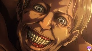 Nightmare Fuel - Attack on Titan Season 2 Episode 4 Anime Review