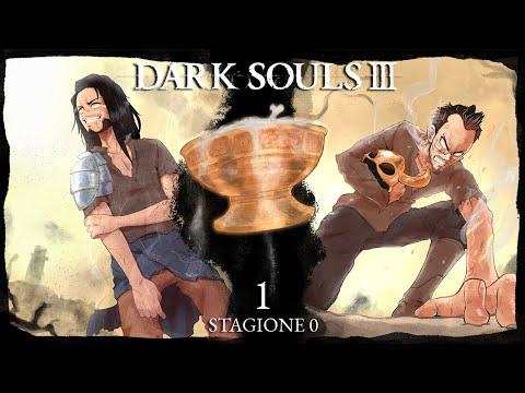 """F""  Dark Souls III [Coop Blind Run] 1 Season 0 w/ Sabaku no Maiku"