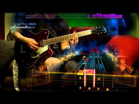 Rocksmith 2014  DLC  Guitar  Anthrax Madhouse