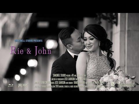 {{ San Jose, CA }} Westin Hotel Wedding Video Highlights