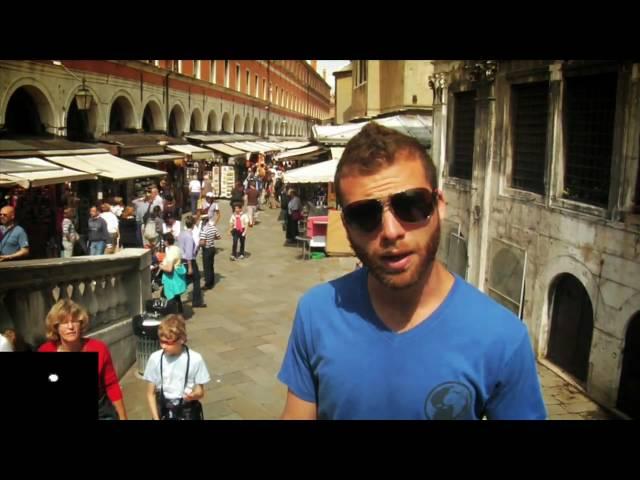 Mercato di Rialto- Venice, Italy, Davidsbeenhere.com
