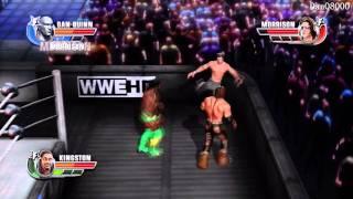 WWE All-Stars HD Playthrough Part 12   DanQ8000