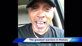 The WWII American Military:  The greatest warriors in History.