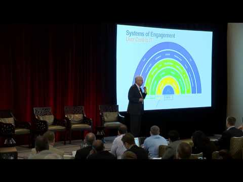 Geoffrey Moore on the Future of IT -- Presented at ServiceNow CIO Decisions14