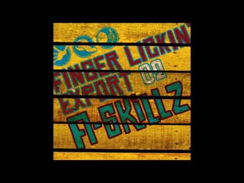 Various – Finger Lickin' Export 02 (Mixed by A Skillz)