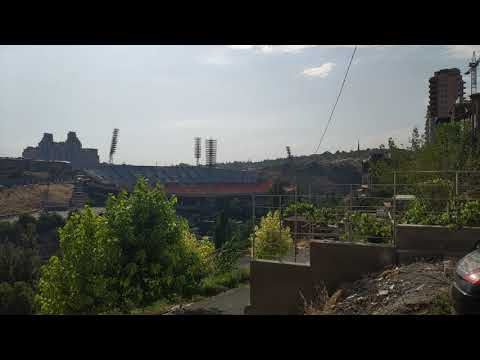 Ереван, стадион Раздан