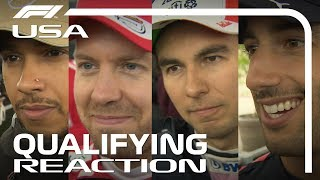 2018 United States Grand Prix: Qualifying Reaction