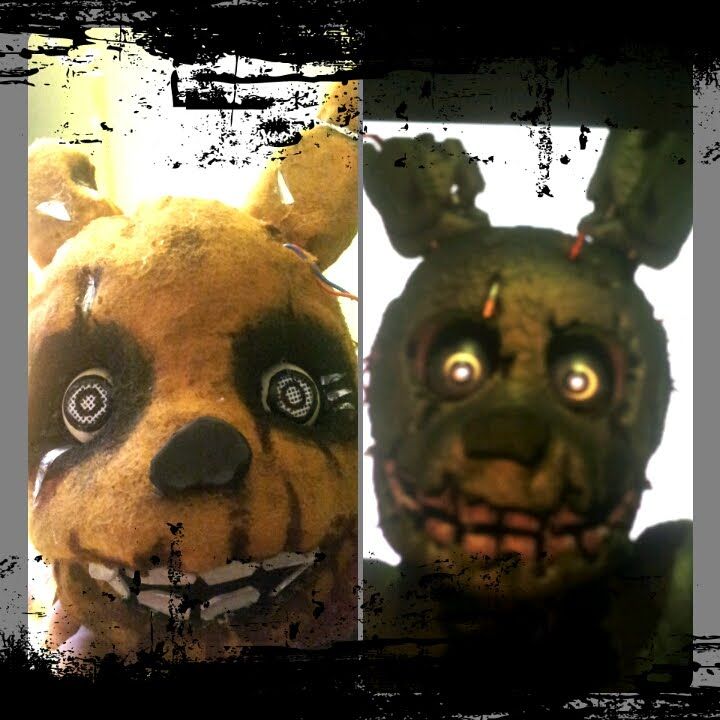 fnaf springtrap cosplay tutorial part one body youtube