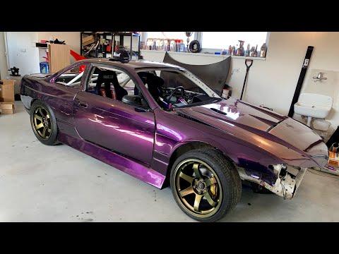S14,5 strojení a Funk Motorsport #KRSTDRFT drift lifestyle vlog #280