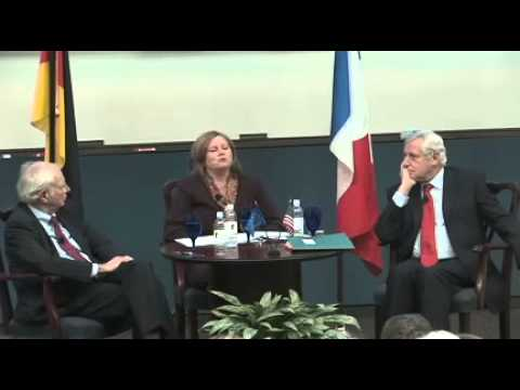 The European-American Agenda: A Dialogue with the German and French Ambassadors