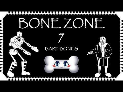 "Undertale ""The Bone Zone 7"" - Bare Bones (An Undertale Dub Compilation)"