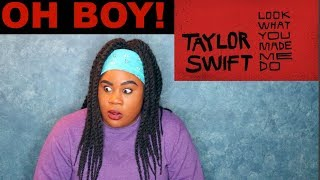 Download Lagu Taylor Swift - Look What You Made Me Do |REACTION| Mp3