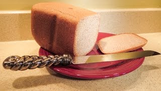 Honey Whole Wheat Bread Machine Recipe