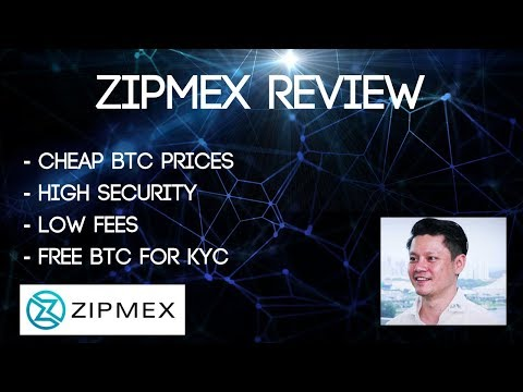Zipmex Exchange Review | Cheap BTC & Low Fees