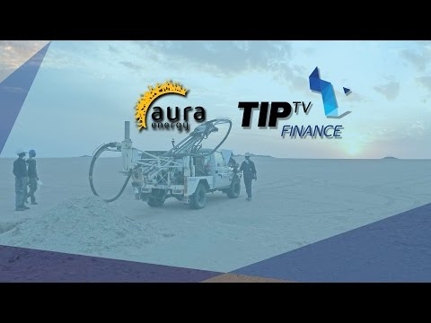 Key focus to bring Tiris Uranium project into production - CEO Interview - Aura Energy