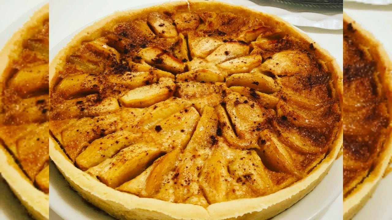 tarte aux pommes a l alsacienne au thermomix