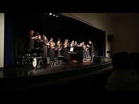 Victory Charter School Concert Choir - Requiem Pt. 1 -2017-12-07