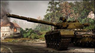 EPIC TANK COMBAT - Armored Warfare Gameplay