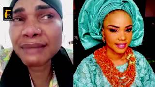 ACTRESS IYABO OJO BURST INTO TEARS OPEN UP ON HER LIFE STRUGGLES amp MARRIAGE ADVICE MOTHERS