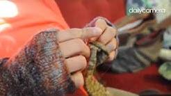 Video: Knitting Man is Boulder's gay men's knitting group. #boulder