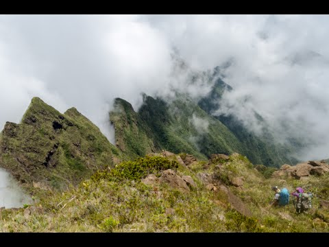 Mt. Guiting Guiting (G2) Traverse| 2058 MASL