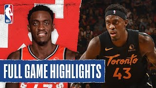 KNICKS at RAPTORS | FULL GAME HIGHLIGHTS | November 27, 2019
