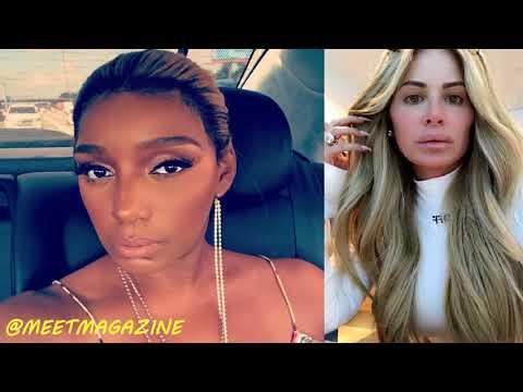 Nene Leakes fight vs Kim Zocliak Biermann post Real Housewives of Atlanta 10 Reunion part 2! #RHOA