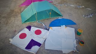 Big Tail Big Kite Flying On Sky | Best Moment To Kite Flying | Kite Flying | Guddi Fly |Patang Fly