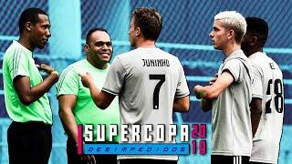 O MELHOR jogo da história da Supercopa Desimpedidos! - Juventus x Lyon