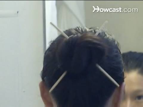 How to Use Hair Sticks
