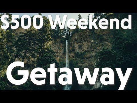 $500 Weekend Getaway – Trip Review
