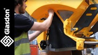 Glasdon | Maintenance | Épandeur à sel tractés Croisière™ 800