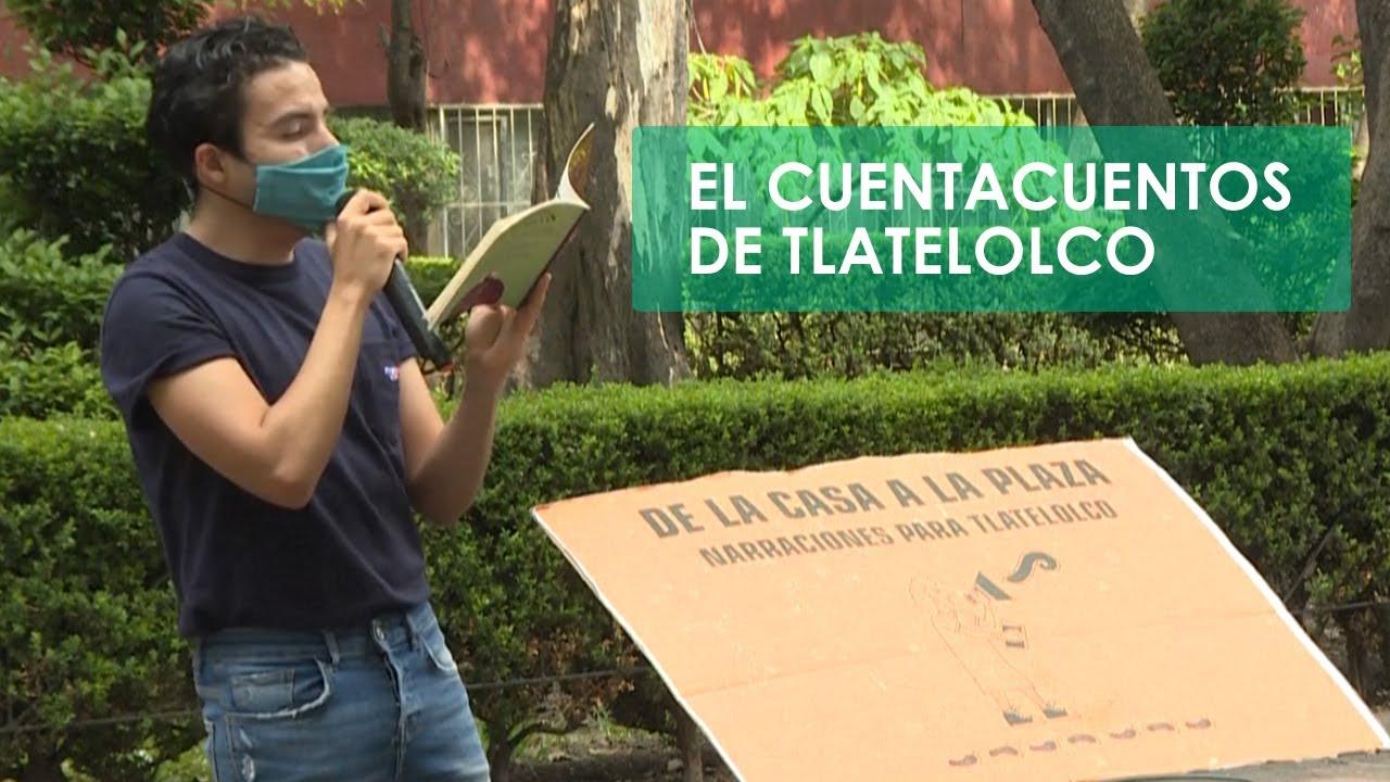 Los cuentos de Percibald, el juglar de Tlatelolco