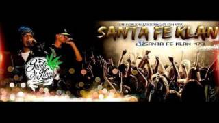 Sin Temor / /Santa Fe Klan 473 / /Audio Official