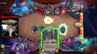 Hearhstone BDP: Puzzle Lab (Lethal, Mirror and Board Clear)