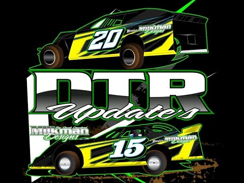 UMP Late Model Feature | Highland Speedway | 4.11.15