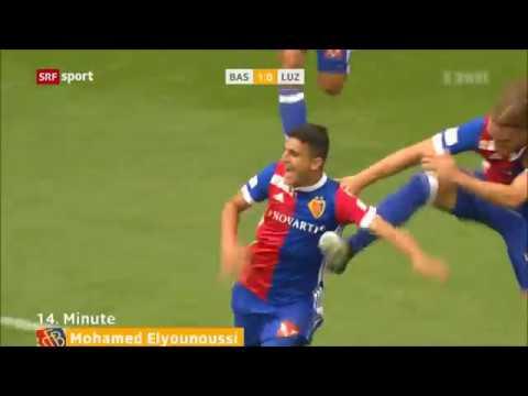 Базель - Люцерн 3:1 видео