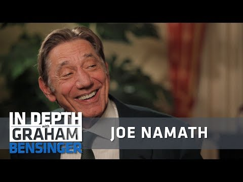 Joe Namath: Playing through concussions