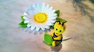 "Пчёлка ""Майя"" из мастики"
