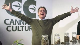 'Prince of Pot' Marc Emery on looming legalization