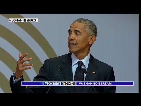 Obama Warns 'Strongman Politics' on Rise: 'Those In Power Seek to Undermine Every Institution'