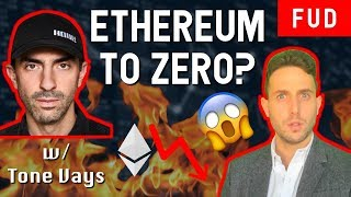 ETHEREUM to ZERO? GRIN & BEAM to ZERO? Shocking Bitcoin and crypto predictions with Tone Vays!