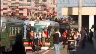 Электричкинг - репортаж о зайцах на РЖД