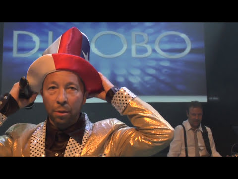 DJ BoBo - South America Tour - Dancing Santiago de Chile / Chile  - 01.09.2012