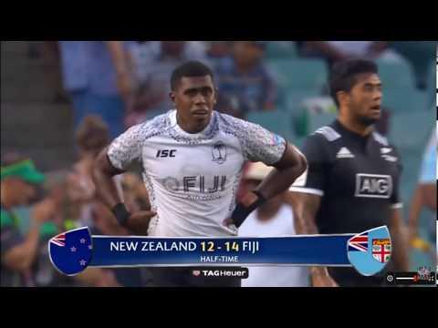 Fiji vs NZ Sydney 7s 2018