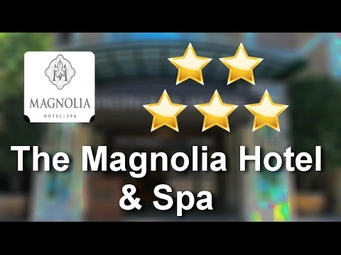 The Magnolia Hotel & Spa Victoria Excellent 5 Star Review By Tanya W.