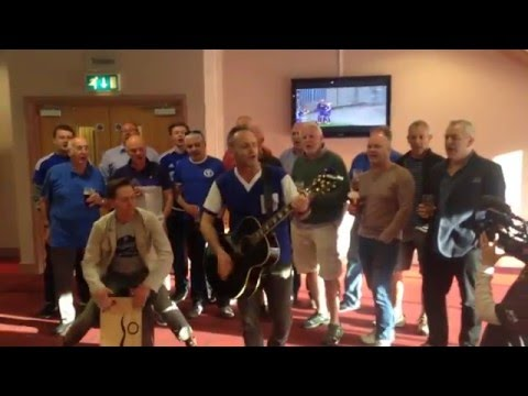 FC Halifax Town Wembley Send Off