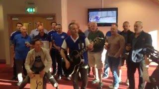 FC Halifax Town Wembley Send Off