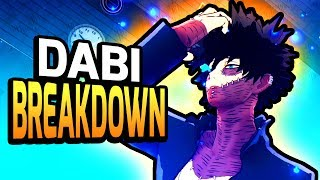 Dabi Tips and Tricks — My Hero One's Justice
